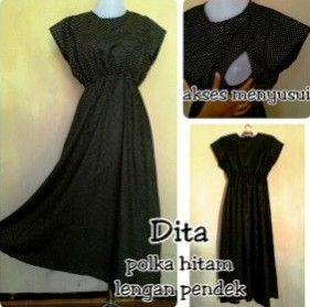 azzafran for mommy gamis dita